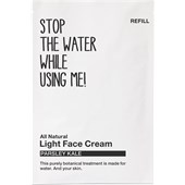 STOP THE WATER WHILE USING ME! - Gesichtspflege - Parsley Kale Light Face Cream Refill