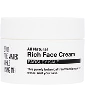 STOP THE WATER WHILE USING ME! - Facial care - Parsley Kale Rich Face Cream