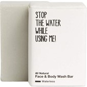STOP THE WATER WHILE USING ME! - Reinigung - All Natural Waterless Face & Body Wash Bar