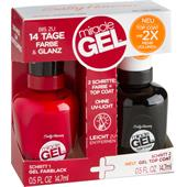 Sally Hansen - Miracle Gel - Duo Pack