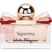 Salvatore Ferragamo - Signorina - Limitiert Eau de Parfum Spray