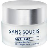 Sans Soucis - Anti-Age - Trattamento 24h One Apple a Day per pelli secche