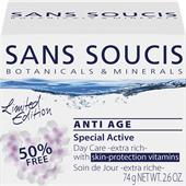 Sans Soucis - Anti-Age - Special Active Tagespflege Extra Rich