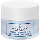 Sans Soucis - Aqua Benefits - 24h Creme-Gel