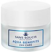 Sans Soucis - Aqua Benefits - 24h Pflege Creme