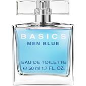 Sans Soucis - Profumi da uomo - Basics Men Blue Eau de Toilette Spray