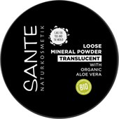 Sante Naturkosmetik - Foundation & Puder - Loose Mineral Powder