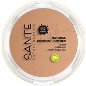 Sante Naturkosmetik - Foundation & Puder - Natural Compact Powder