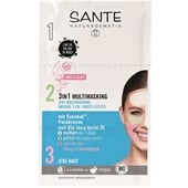 Sante Naturkosmetik - Facial care - 3 in 1 Multimasking