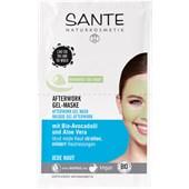 Sante Naturkosmetik - Gesichtspflege - Afterwork Gel-Maske