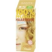Sante Naturkosmetik - Haarpflege - 100% Pflanzen-Haarfarbe-Pulver