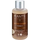 Sante Naturkosmetik - Herrenpflege - Bio-Caffeine & Açai Homme II After Shave
