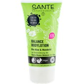 Sante Naturkosmetik - Body care - Organic Aloe & Almond Oil Organic Aloe & Almond Oil