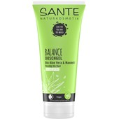 Sante Naturkosmetik - Körperpflege - Bio-Aloe & Mandelöl Balance Duschgel