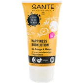 Sante Naturkosmetik - Körperpflege - Bio-Orange & Mango Happiness Bodylotion