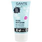 Sante Naturkosmetik - Körperpflege - Hydro Bodylotion Bio-Gurke & Aloe
