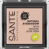 Sante Naturkosmetik - Lidschatten - Eyeshadow