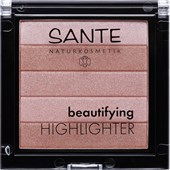 Sante Naturkosmetik - Teint - Beautifying Highlighter