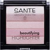Sante Naturkosmetik - Highlighter - Beautifying Highlighter