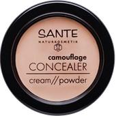 Sante Naturkosmetik - Teint - Camouflage Concealer