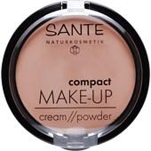 Sante Naturkosmetik - Teint - Compact Make-up