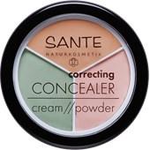 Sante Naturkosmetik - Teint - Correcting Concealer