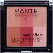 Sante Naturkosmetik - Teint - Multi Effect Beauty Blush