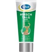 Scholl - Fußcremes & -bäder - Hirschtalg Creme