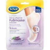 Scholl - Fußgesundheit - Intensiv pflegende Fußmaske mit Lavendelöl