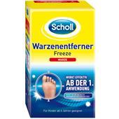 Scholl - Saúde dos pés - Tratamento criogénico para verrugas