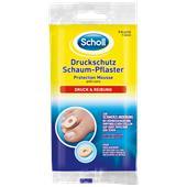 Scholl - Komfort stóp - Ochronny plaster na odciski z pianki