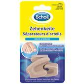 Scholl - Pohodlí pro nohy - Klínky na palce