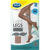 Scholl - Strumpfhosen - Light Legs 20 Den Nude Strumpfhose mit Kompressionsfunktion