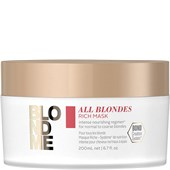 Schwarzkopf Professional - All Blondes RICH - Rich Mask