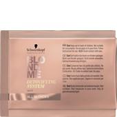 Schwarzkopf Professional - Blondme - Detoxifying System  Vita-C Shot