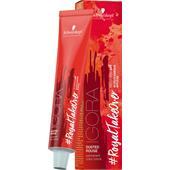 Schwarzkopf Professional - Igora - #RoyalTakeOver Permanent Color Creme