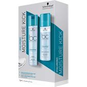 Schwarzkopf Professional - BC Hyaluronic Moisture Kick - Spray Conditioner Duo Set