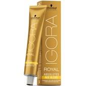 Schwarzkopf Professional - Igora Royal - Absolutes  Permanent Anti-Age Color Creme