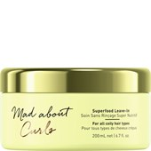 Schwarzkopf Professional - Mad About Curls & Waves - Mad About Curls Superfood Leave-In