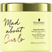 Schwarzkopf Professional - Mad About Curls & Waves - Mad About Curls Superfood Mask