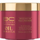 Schwarzkopf Professional - Oil Miracle Brazilnut - Pulp Treatment