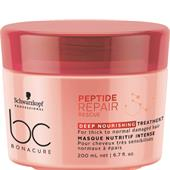 Schwarzkopf Professional - Peptide Repair Rescue - Deep Nourishing Treatment