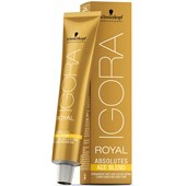 Schwarzkopf Professional - Hårfarve/Coloration - Igora Royal Absolutes