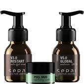 Sepai - Kits - Starter Kit Light exfoliating mask + matte effect serum + moisturiser
