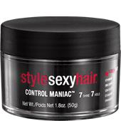 Sexy Hair - Style Sexy Hair - Control Maniac Styling Wax