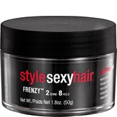 Sexy Hair - Style Sexy Hair - Frenzy Flexible Texturizing Paste