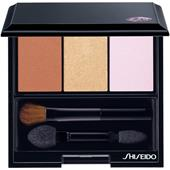 Shiseido - Augenmake-up - Luminizing Satin Eye Color Trio
