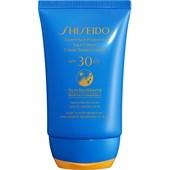 Shiseido - Schutz - Expert Sun Protector Face Cream