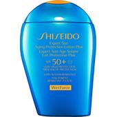 Shiseido - Skydd - Sun Care Expert Sun Aging Protection Lotion WetForce