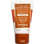 Sisley - Zonneproducten - Super Soin Solaire Teinté SPF 30